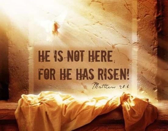 jesus-risen-mt-28-6
